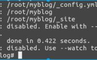 Jekyll + Nginx 配置指南