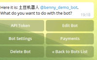 [Telegram bot 系列]1:requests库、Inline Keyboard、Reply Keyboard与其他细节