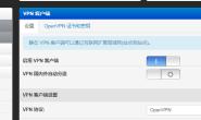 在路由器(padavan)上使用VPN客户端