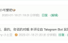 使用Telegram Bot接受和回复WordPress评论