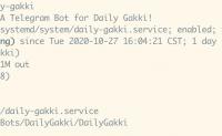 我是如何优雅的开发、部署并管理多个Telegram Bot的?