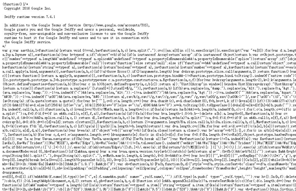 swiffy的本地化:在线Flash转HTML5