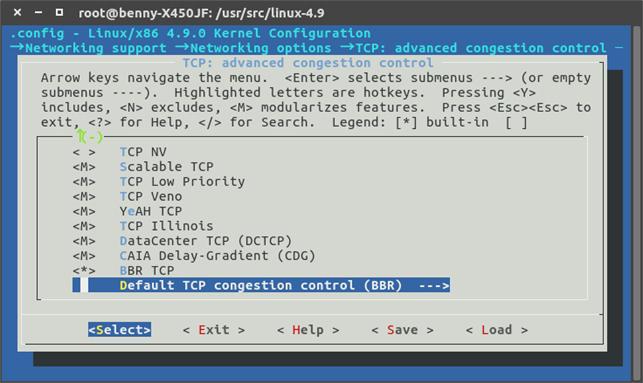 [备忘录]:Linux4.9内核的正确编译之路