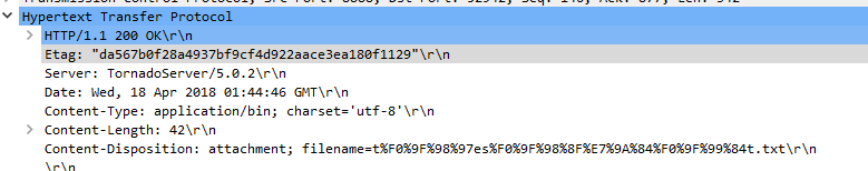 一次找不到错误的巨坑的http header的url编码的Python 3迁移问题