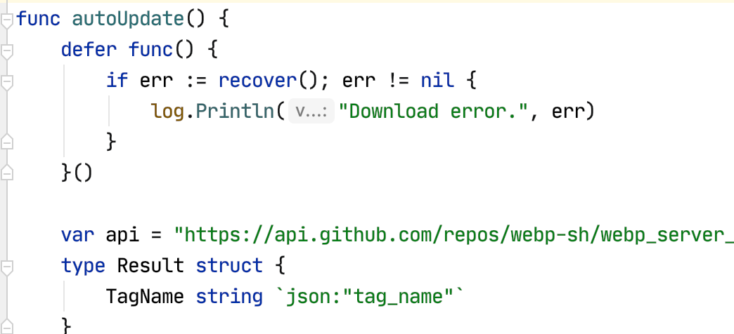 Python程序员的Golang学习笔记