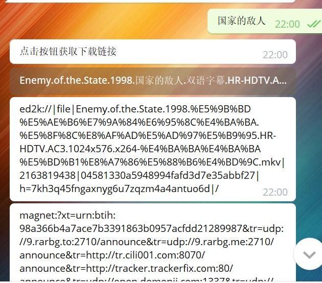 有趣的Telegram Bot